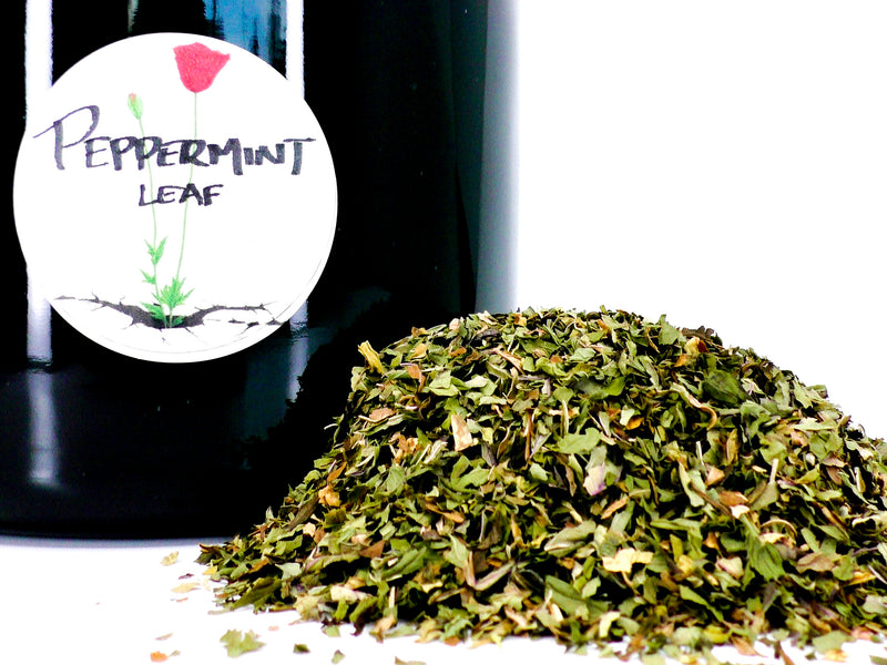 Peppermint Leaf (Organic)