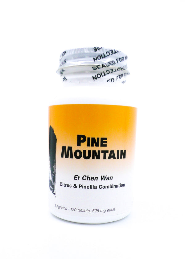 Pine Mountain Er Chen Wan - Citrus and Pinnelia Combination