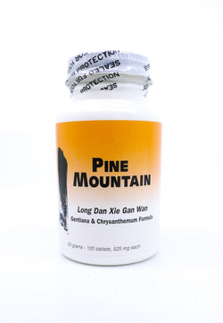 Pine Mountain Long Dan Xie Gan Wan - Gentiana and Chrysanthemum Formula