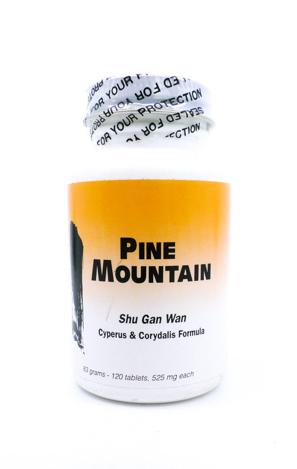 Pine Mountain Shu Gan Wan - Cyperus and Corydalis Formula