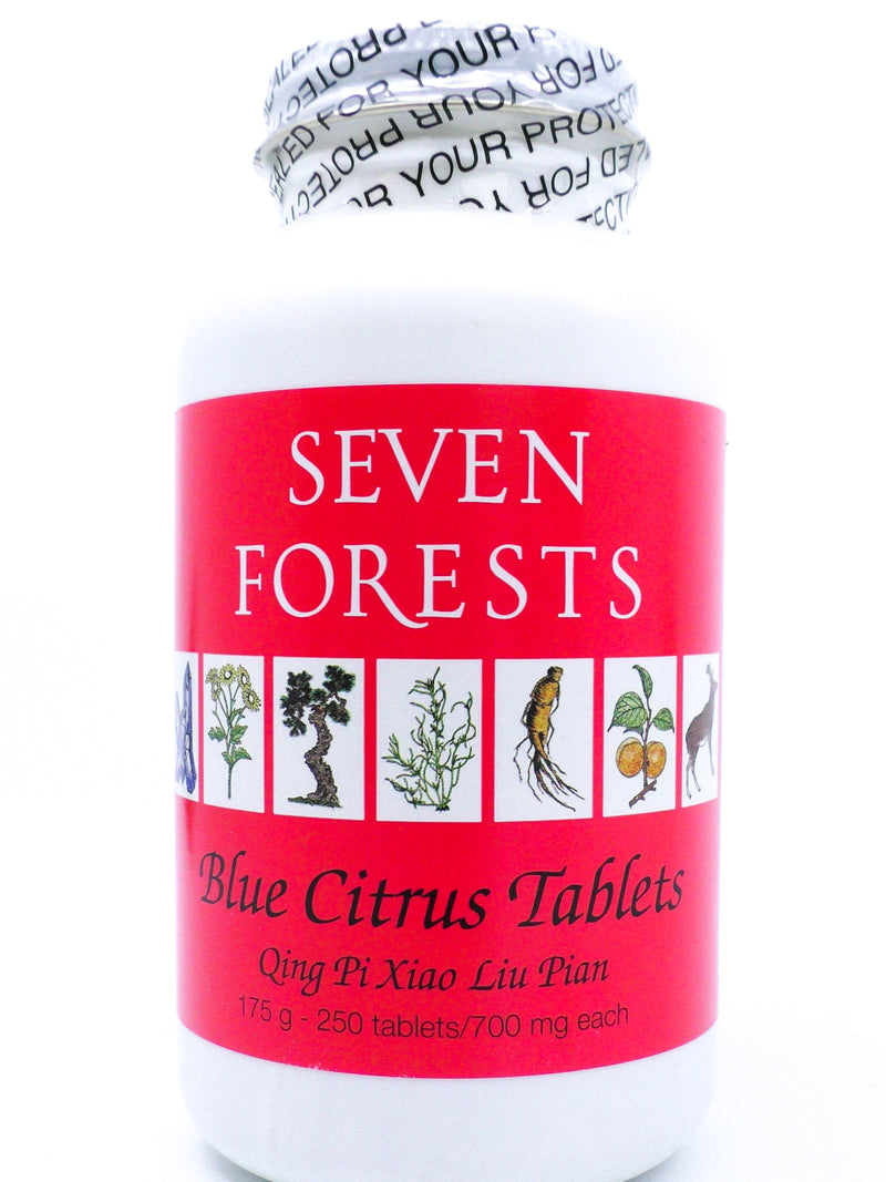 Seven Forests Blue Citrus (250 count)