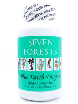 Seven Forests Blue Earth Dragon (250 count)