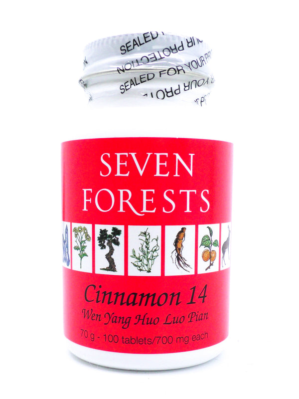 Seven Forests Cinnamon 14 (100 count)