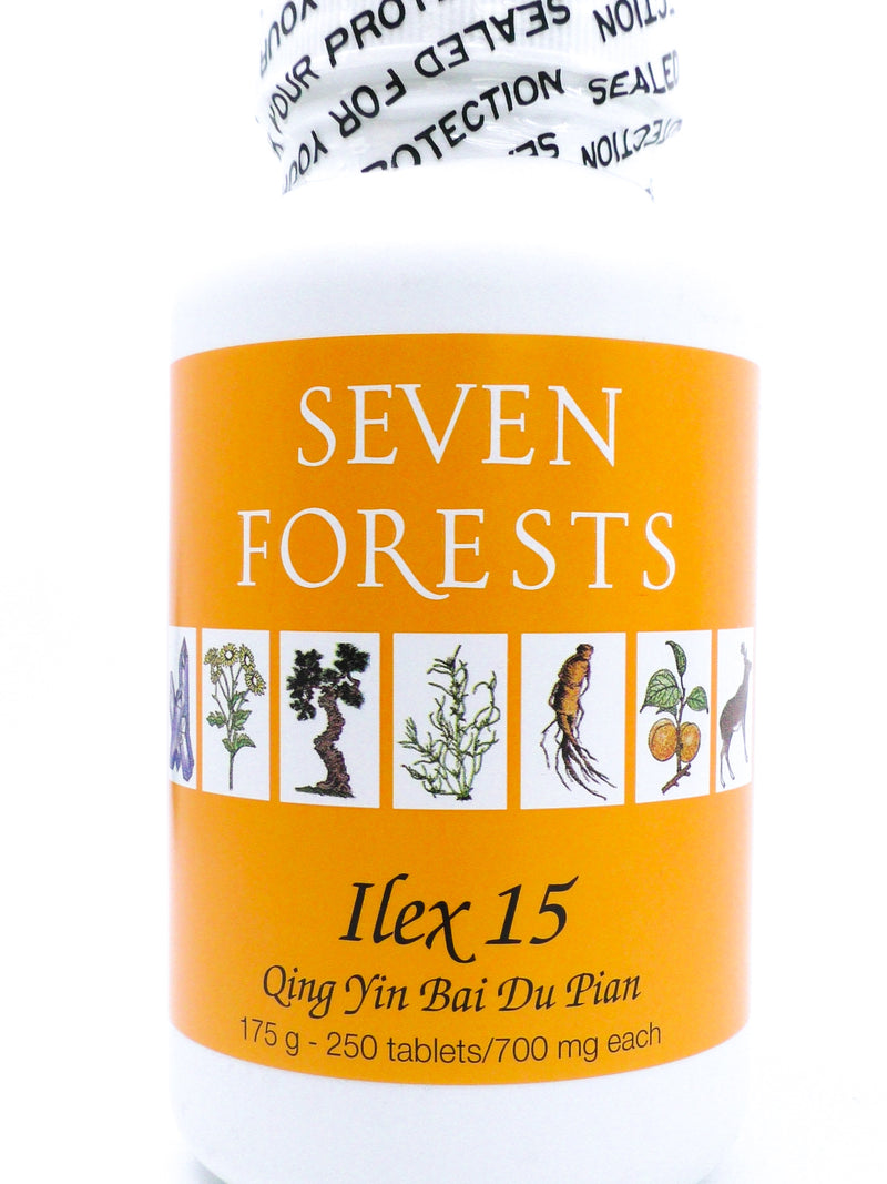 Seven Forests Ilex 15 (250 count)