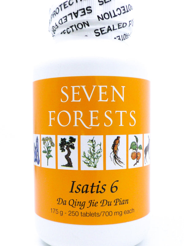 Seven Forests Isatis 6 (250 count)