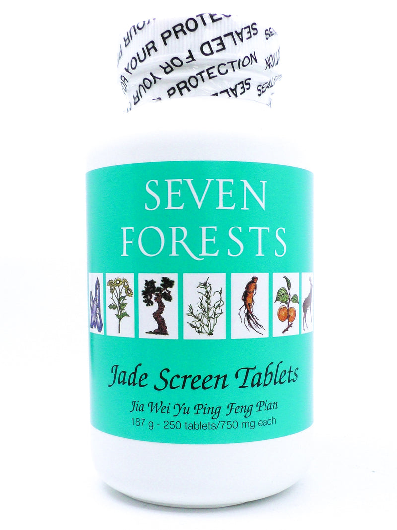 Seven Forests Jade Screen (250 count)