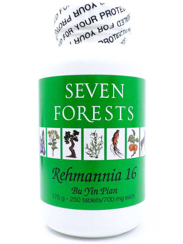 Seven Forests Rehmannia 16 (250 count)