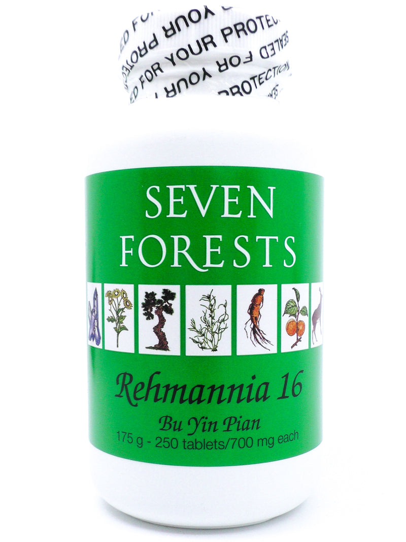Seven Forests Rehmannia 16