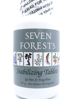 Seven Forests Stabilizing Tablets (250 count)