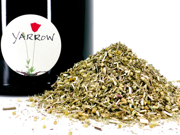 Yarrow Leaf & Flower (Organic)