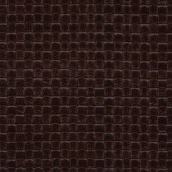 Woven Leather Basketweaves - 25 Dark Brown