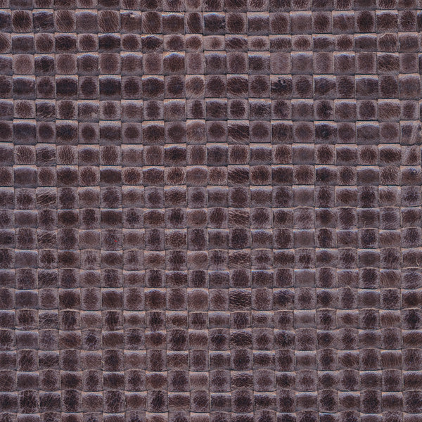 Woven Leather Basketweaves - 32 Violet