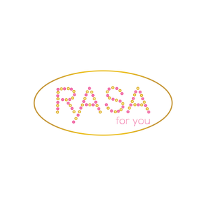 RASAforyou gold beads custom jewelry