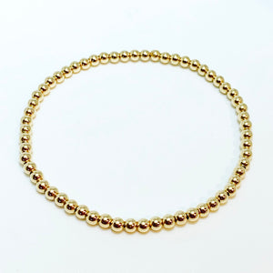 KIDS 3mm Gold Bracelet