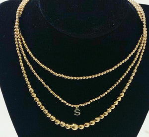Gold Gradient Necklace