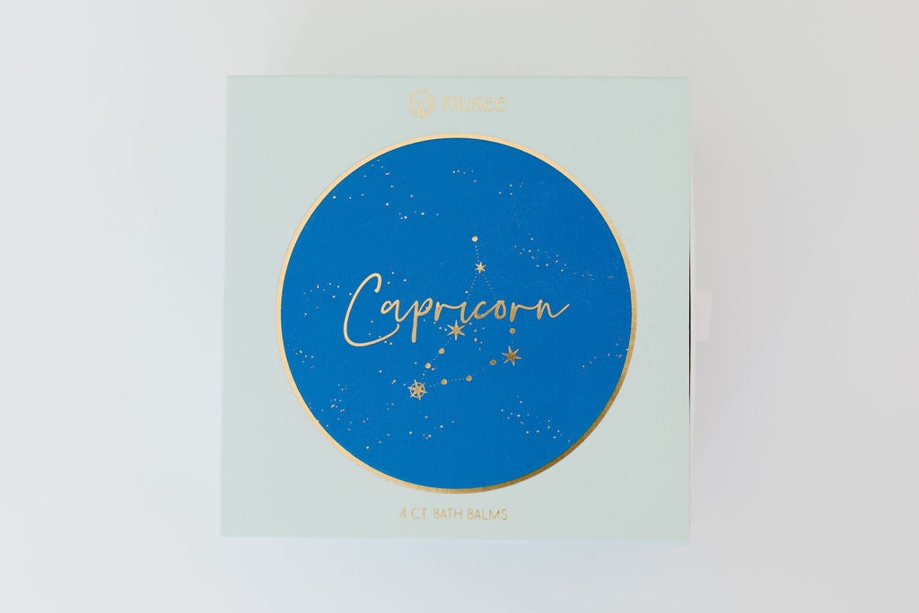 Zodiac Bath Balm Gift Set