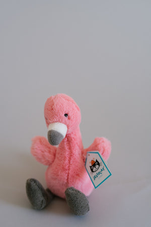 Bashful Flamingo Jellycat 8""