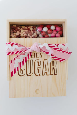 Hey Sugar Candy Box