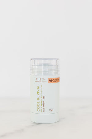Cool Revival Hi-Bio Hemp Body Balm Chill Stick