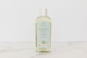 New Groove Hi-Bio Hemp Wash Gel Cleanser