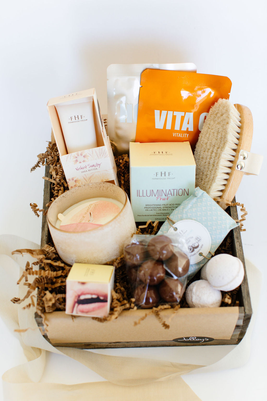 Bathtime Basket