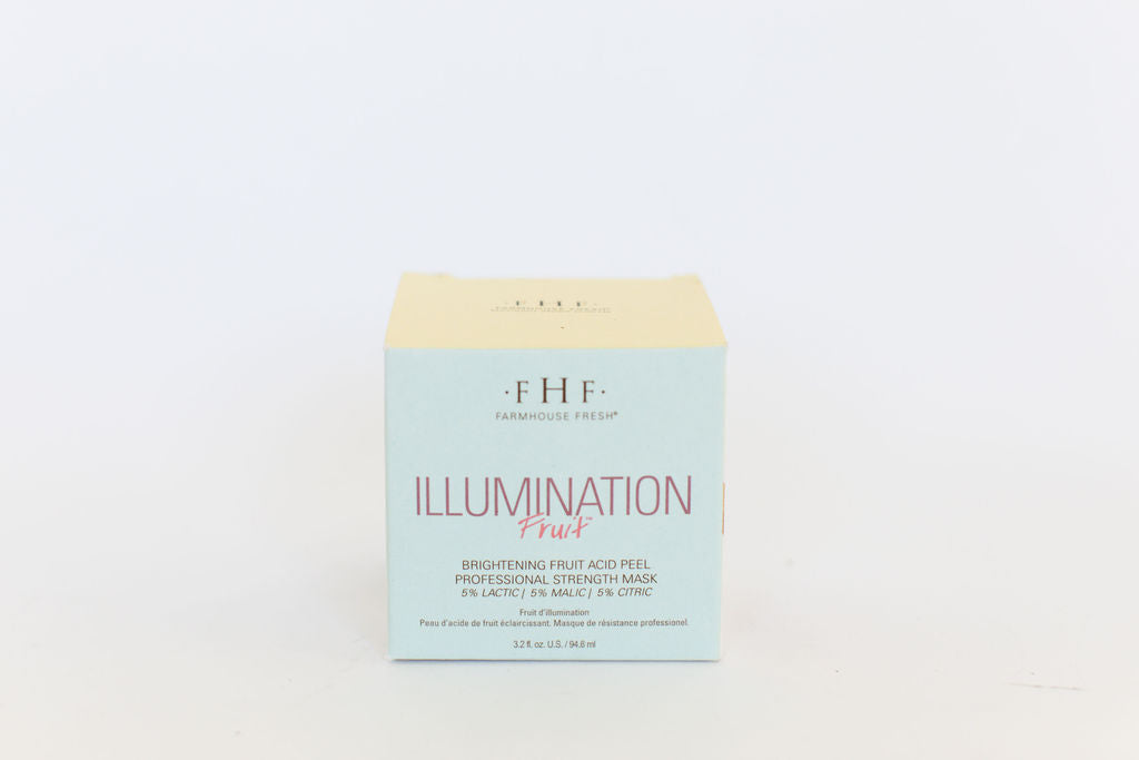 Illumination Fruit Acid Peel 3.2oz