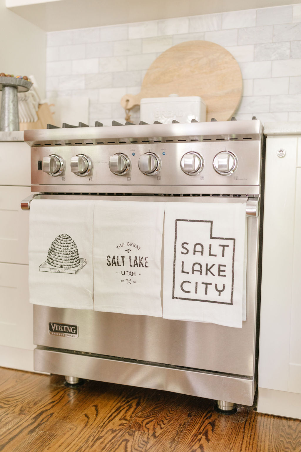 Great Salt Lake Tea Towel