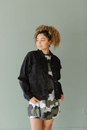 The Cass Denim Jacket