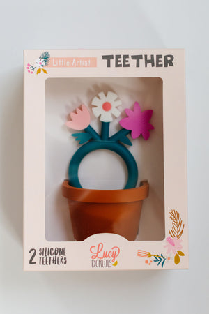 Little Artist Teether Toy