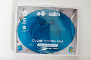 Sesame Street Cookie Monster Mat