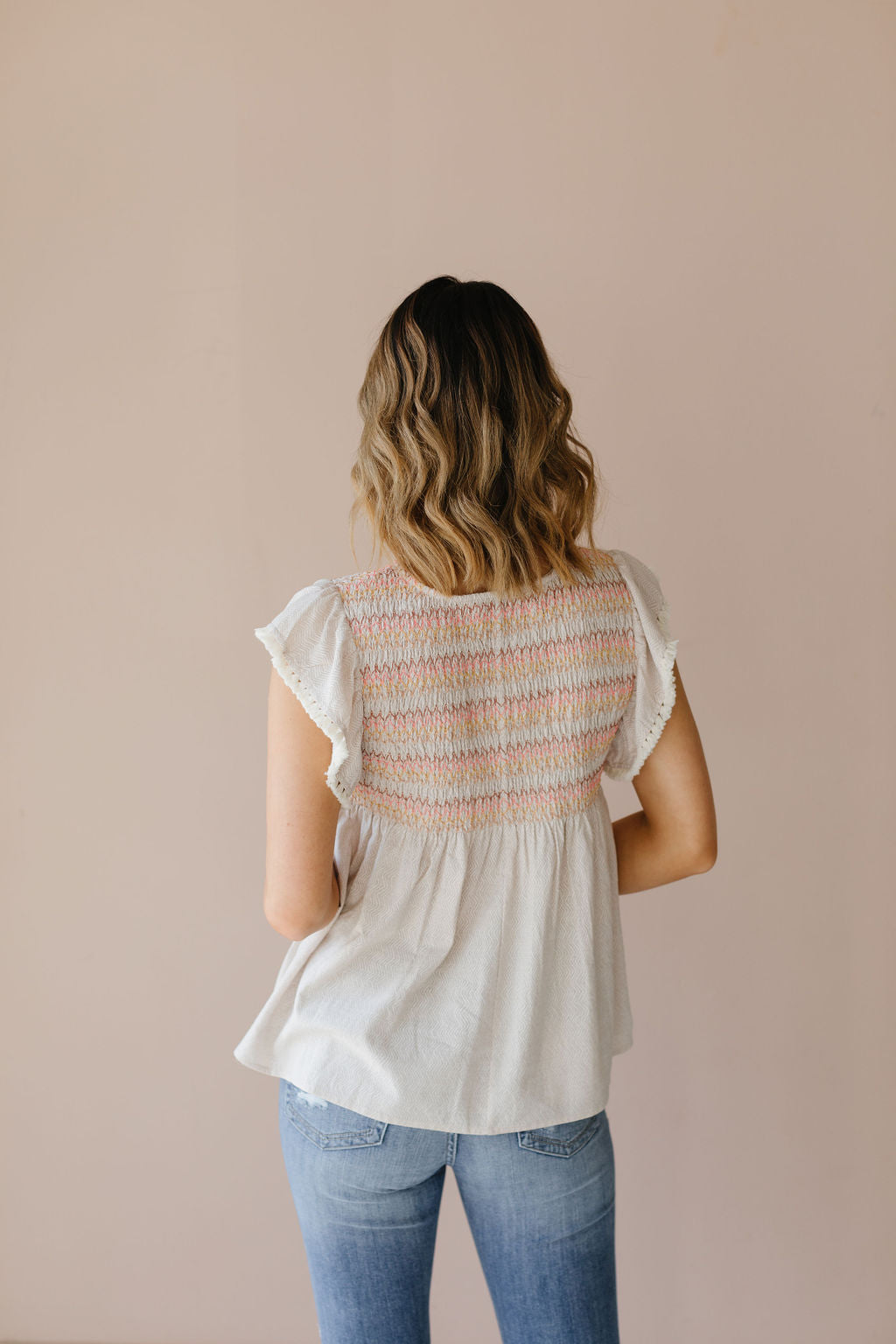 The Bernadette Top