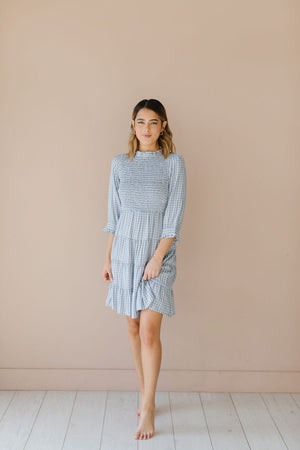The Beverly Gingham Dress