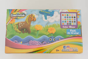 Air Dry Clay Modeling Crafts Kit