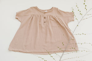 Sweet Something Linen Dress