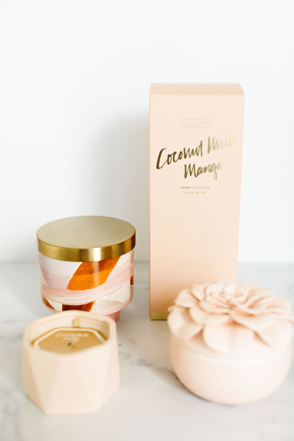 Coconut Milk Mango Med Mojave Candle 13oz