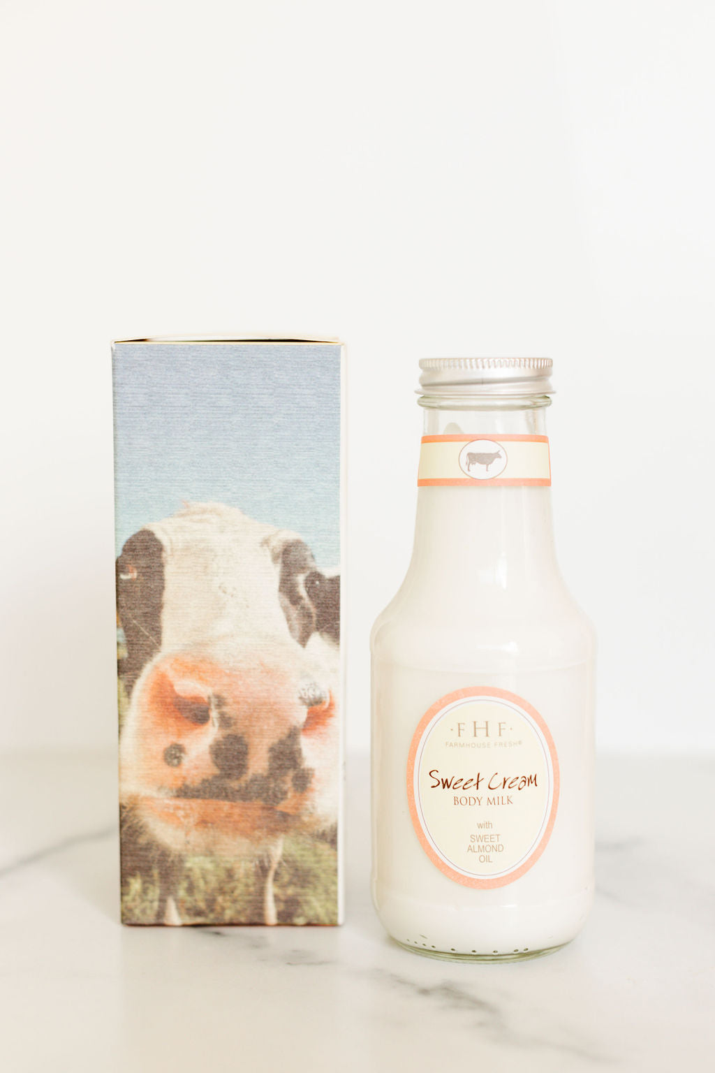Farm House Fresh Sweet Cream Body Milk