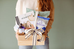 The Food Nanny Basket
