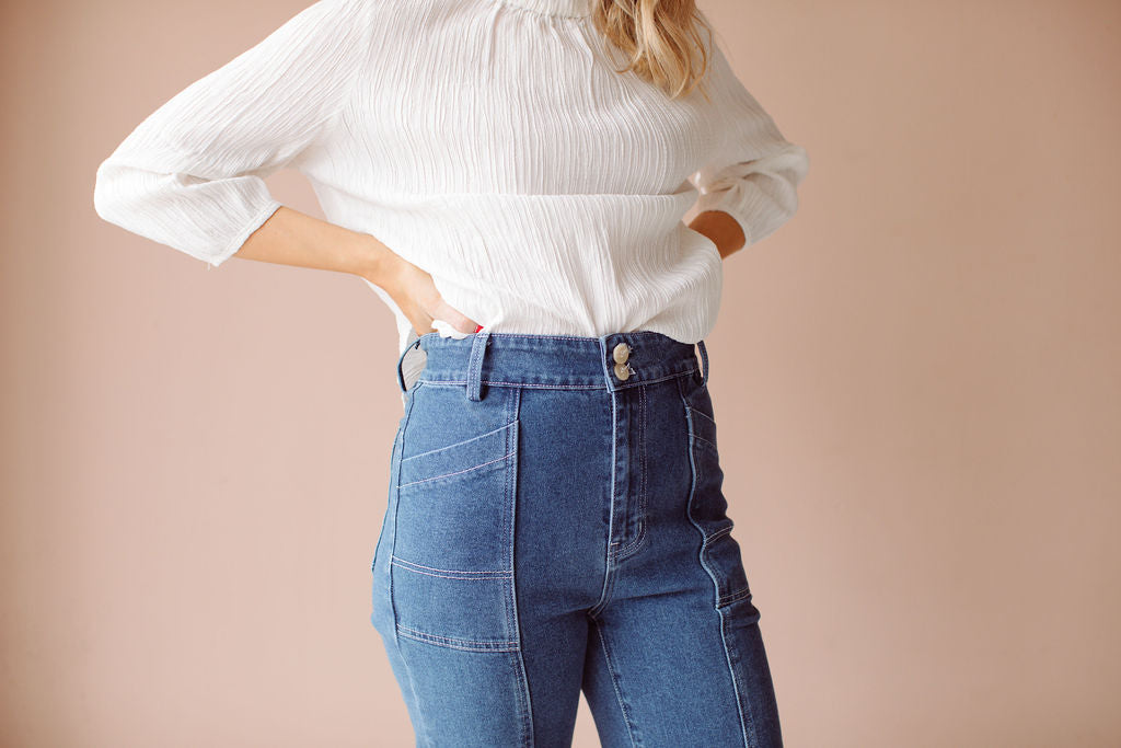 The Abigail HW Jean