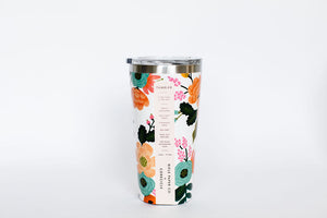 Rifle Paper 16oz Tumbler