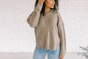 The Emmeline Sweater
