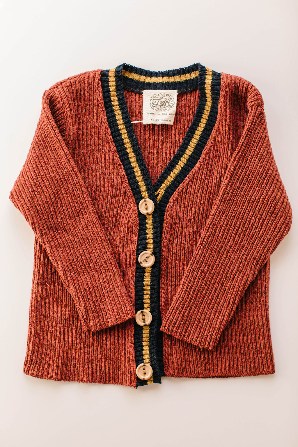 Academic Recycled Cotton Sweater