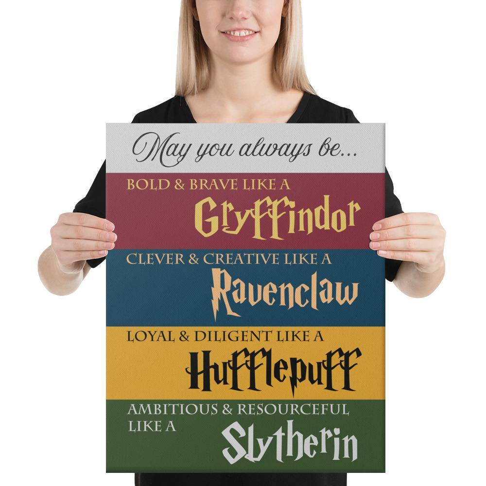 Harry Potter-Themed Wall Art
