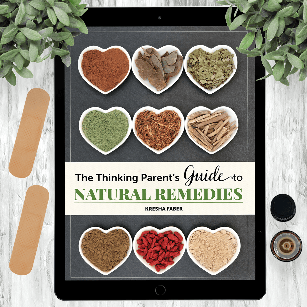 The Thinking Parent's Guide to Natural Remedies