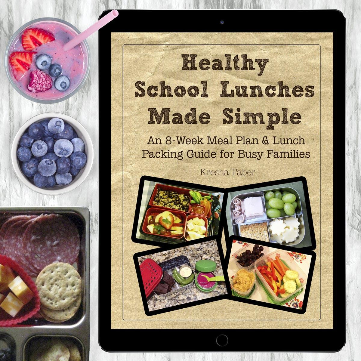 Healthy School Lunches Made Simple