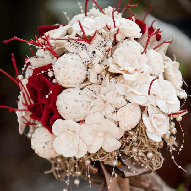 Sounding Sweet Bridal Bouquet