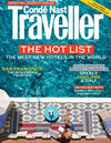 Snow Scene Wallpaper in Conde Nast Traveller