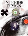 Tulip rug and Mamma Fabric in Interior Design Magazine