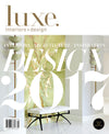 Jungle Dream Wallpaper in Luxe Magazine
