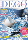 Clouds wallpaper in DECO Magazine