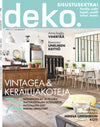 Clouds Wallpaper in DEKO Magazine